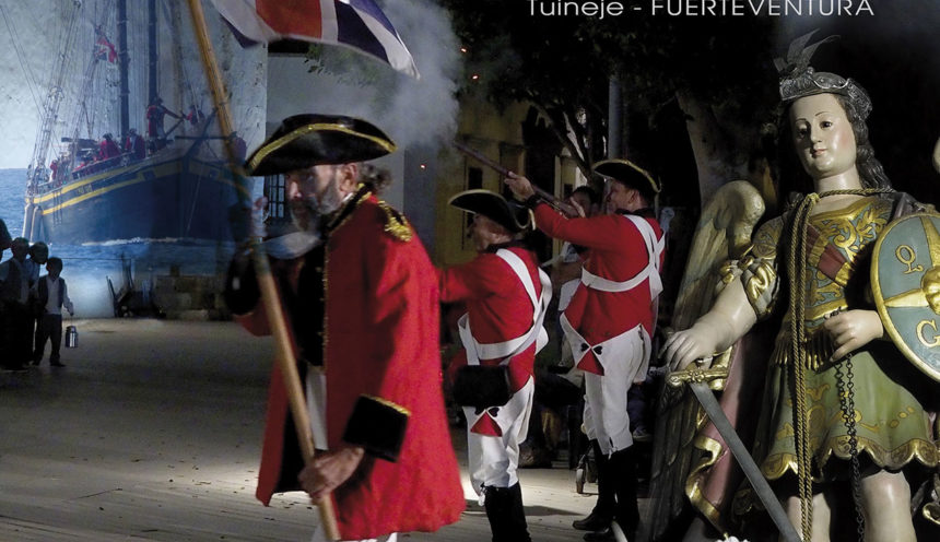 Fiestas juradas en honor a San Miguel Arcángel